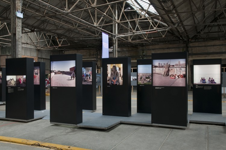 A Return to Elsewhere Exhibition