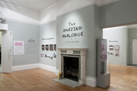 The Amazing Analogue Exhibition