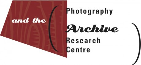 PARC logo, Logo for Photography Archive Reseach Centre