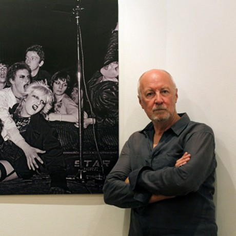 Portrait of Syd Shelton, FotoDocument