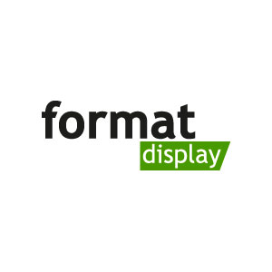 Format Display Logo