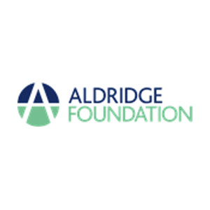 Aldridge Foundation logo