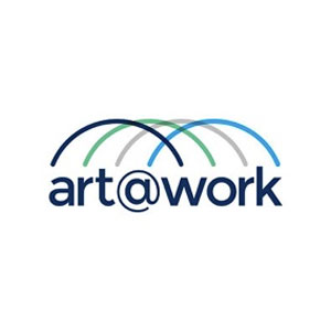 Art at Work Logo
