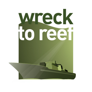 Wreck to Reef logo